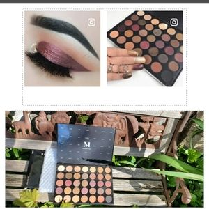 Morphe Fall into Frost Palette